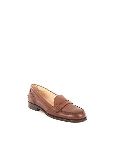 G.Ö.N. Hakiki Deri Ayakkabı Vizon